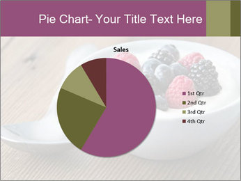 Bowl of fresh mixed berries PowerPoint Templates - Slide 36