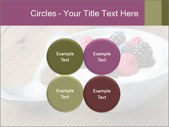 Bowl of fresh mixed berries PowerPoint Template - Slide 38