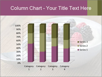 Bowl of fresh mixed berries PowerPoint Template - Slide 50