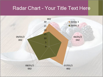 Bowl of fresh mixed berries PowerPoint Template - Slide 51