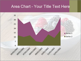 Bowl of fresh mixed berries PowerPoint Template - Slide 53