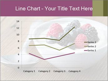 Bowl of fresh mixed berries PowerPoint Template - Slide 54