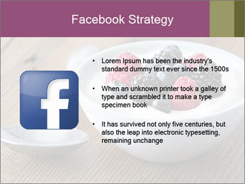 Bowl of fresh mixed berries PowerPoint Template - Slide 6
