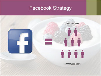 Bowl of fresh mixed berries PowerPoint Template - Slide 7