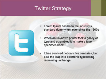 Bowl of fresh mixed berries PowerPoint Template - Slide 9