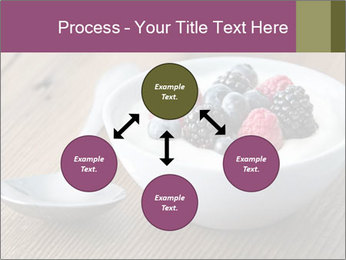 Bowl of fresh mixed berries PowerPoint Template - Slide 91