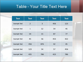 Billard table PowerPoint Template - Slide 55