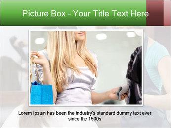 Female hairdresser PowerPoint Templates - Slide 15