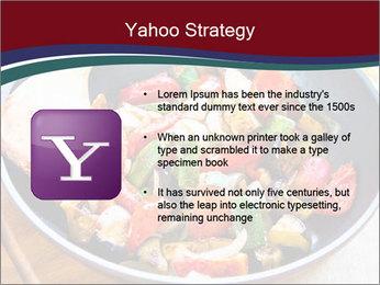 Vegetables PowerPoint Templates - Slide 11