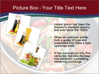 Vegetables PowerPoint Template - Slide 17