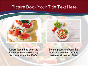 Vegetables PowerPoint Template - Slide 18