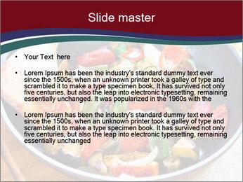 Vegetables PowerPoint Templates - Slide 2