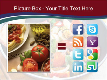 Vegetables PowerPoint Template - Slide 21