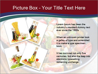 Vegetables PowerPoint Template - Slide 23