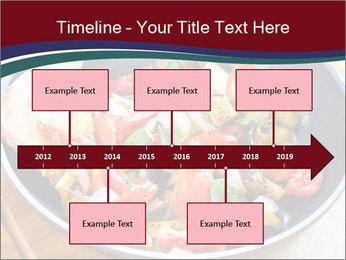 Vegetables PowerPoint Templates - Slide 28