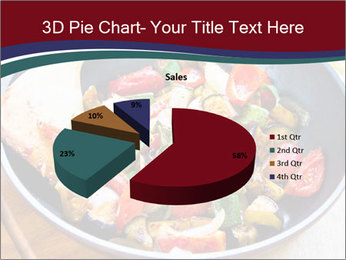 Vegetables PowerPoint Template - Slide 35
