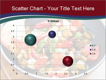 Vegetables PowerPoint Template - Slide 49