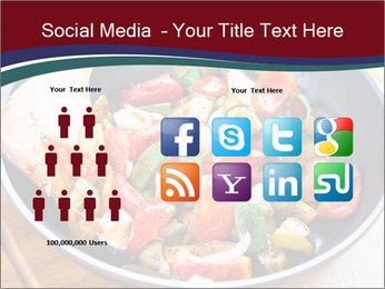 Vegetables PowerPoint Template - Slide 5