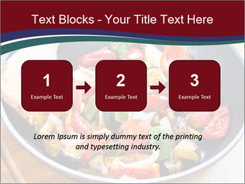 Vegetables PowerPoint Template - Slide 71