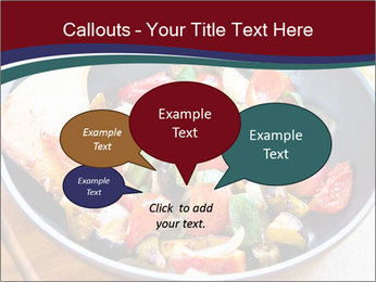 Vegetables PowerPoint Template - Slide 73
