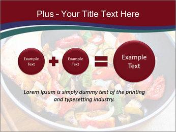 Vegetables PowerPoint Templates - Slide 75
