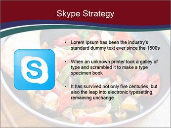 Vegetables PowerPoint Templates - Slide 8