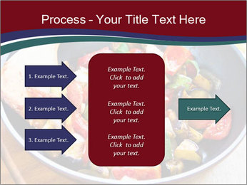 Vegetables PowerPoint Template - Slide 85