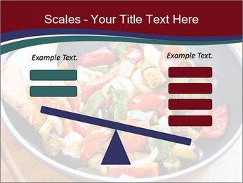 Vegetables PowerPoint Templates - Slide 89