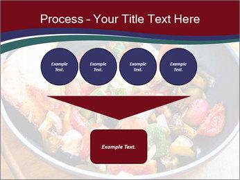 Vegetables PowerPoint Templates - Slide 93