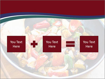 Vegetables PowerPoint Template - Slide 95