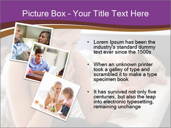 Worried Teenage Girl PowerPoint Template - Slide 17
