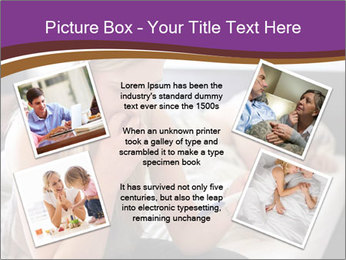 Worried Teenage Girl PowerPoint Template - Slide 24