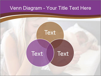 Worried Teenage Girl PowerPoint Template - Slide 33