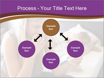 Worried Teenage Girl PowerPoint Template - Slide 91