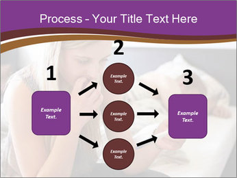 Worried Teenage Girl PowerPoint Template - Slide 92
