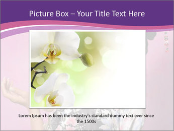 Japanese geisha PowerPoint Template - Slide 16