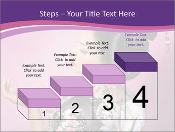 Japanese geisha PowerPoint Template - Slide 64