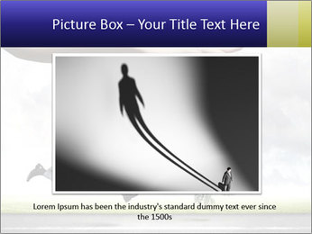 Funny image of businessman PowerPoint Template - Slide 15