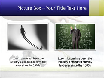 Funny image of businessman PowerPoint Template - Slide 18