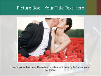 Young couple in love PowerPoint Template - Slide 16