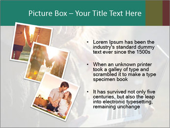Young couple in love PowerPoint Template - Slide 17