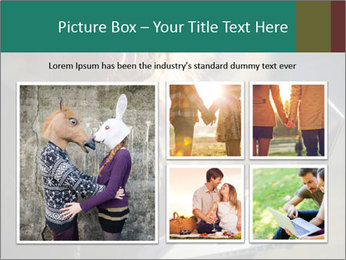 Young couple in love PowerPoint Templates - Slide 19