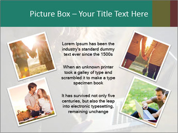 Young couple in love PowerPoint Templates - Slide 24