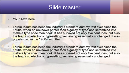Dangerous accident PowerPoint Template - Slide 2