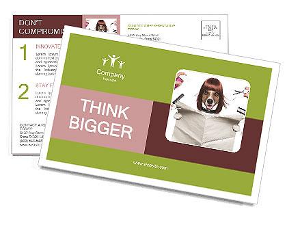 0000091244 Postcard Template