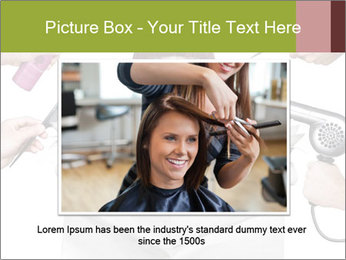 Hairdresser dog PowerPoint Templates - Slide 16