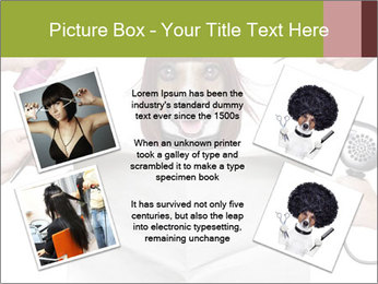 Hairdresser dog PowerPoint Template - Slide 24