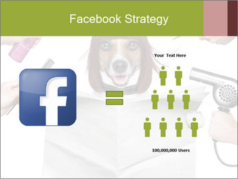 Hairdresser dog PowerPoint Template - Slide 7