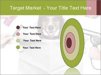 Hairdresser dog PowerPoint Template - Slide 84
