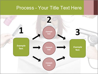 Hairdresser dog PowerPoint Templates - Slide 92